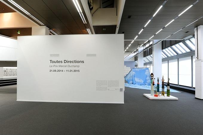 Toutes Directions du 21 septembre 2014 au 11 janvier 2015 au musée de Wilhelm-Hack à Ludwigshafen (Allemagne).