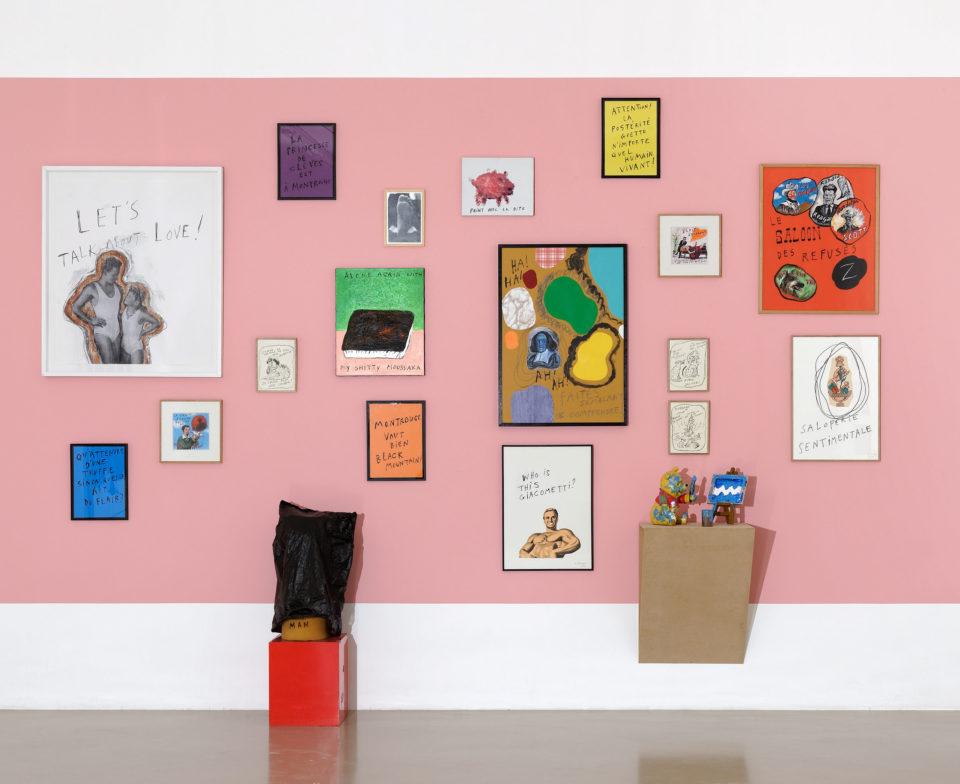 Vue de l'exposition Le temps de l'audace et de l'engagement - De leur temps (5) © Blaise Adilon