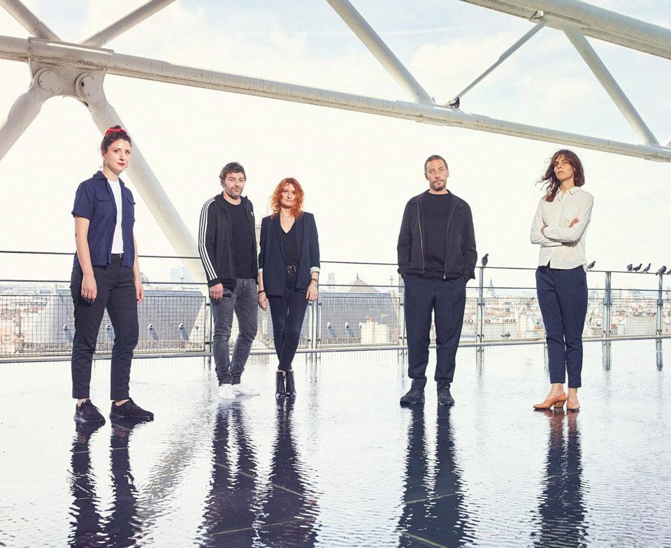 Les nommés du Prix Marcel Duchamp 2019