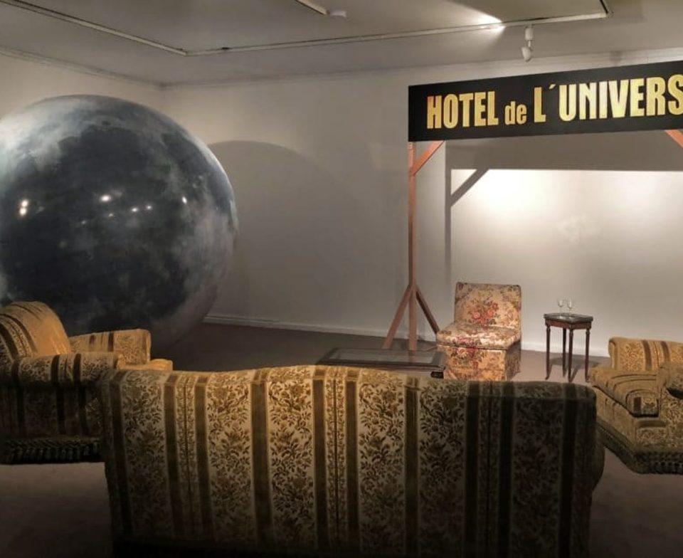 Vue d'exposition - Pierre Ardouvin