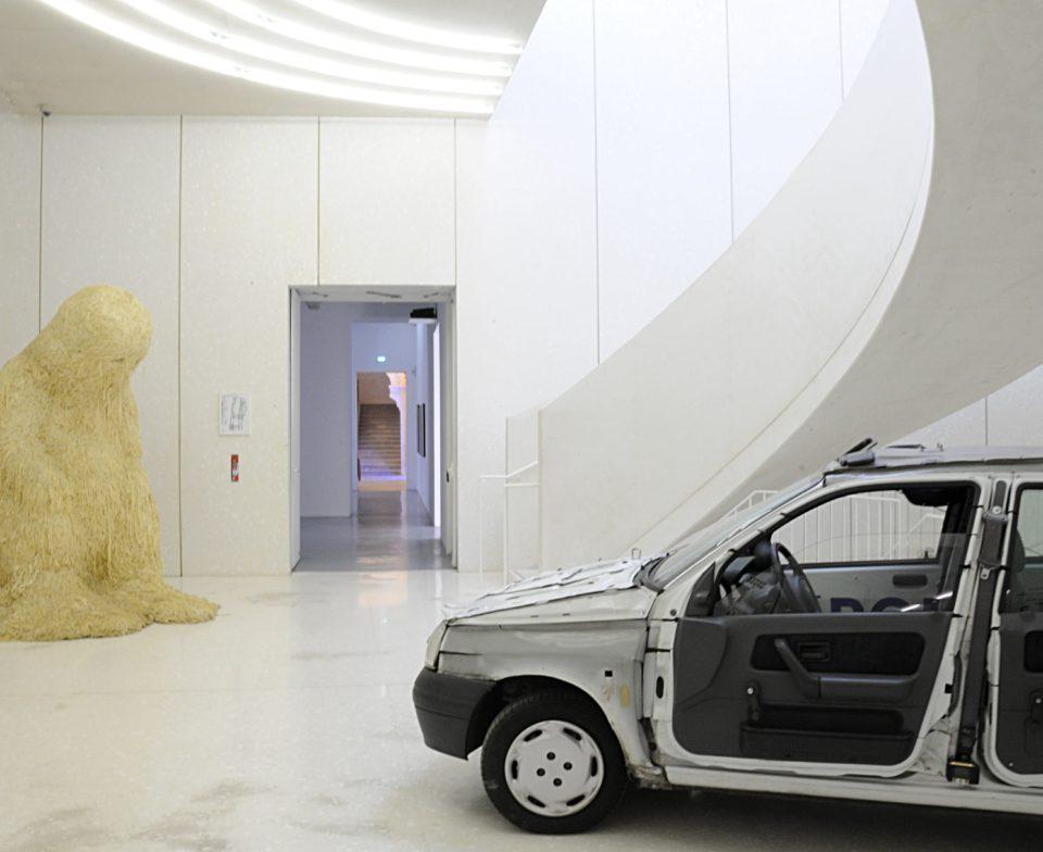Vue d'exposition Collectionner au XXIe siècle – De leur temps (6) à la Collection Lambert