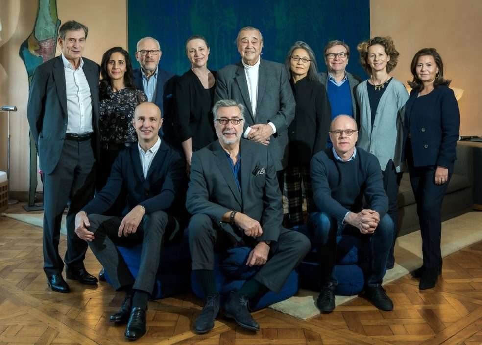 Comité de sélection du Prix Marcel Duchamp 2020