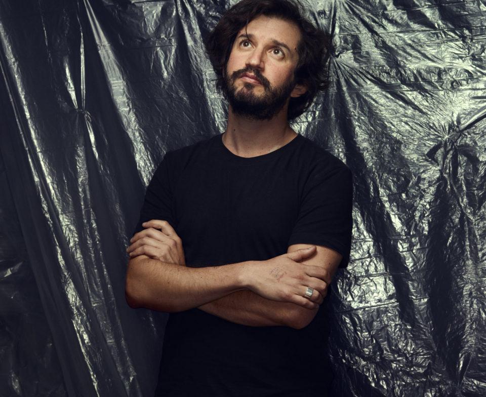 Portrait of Enrique Ramirez © Manuel Braun