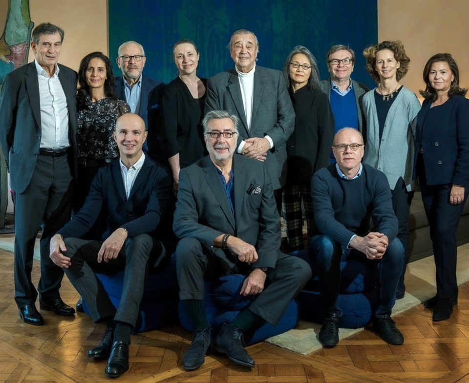 Selection Committee for the 2020 Marcel Duchamp Prize