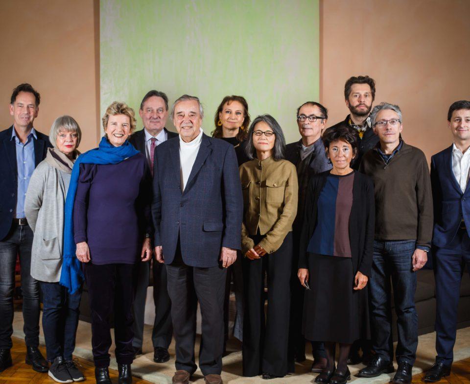 Comité de sélection du Prix Marcel Duchamp 2019