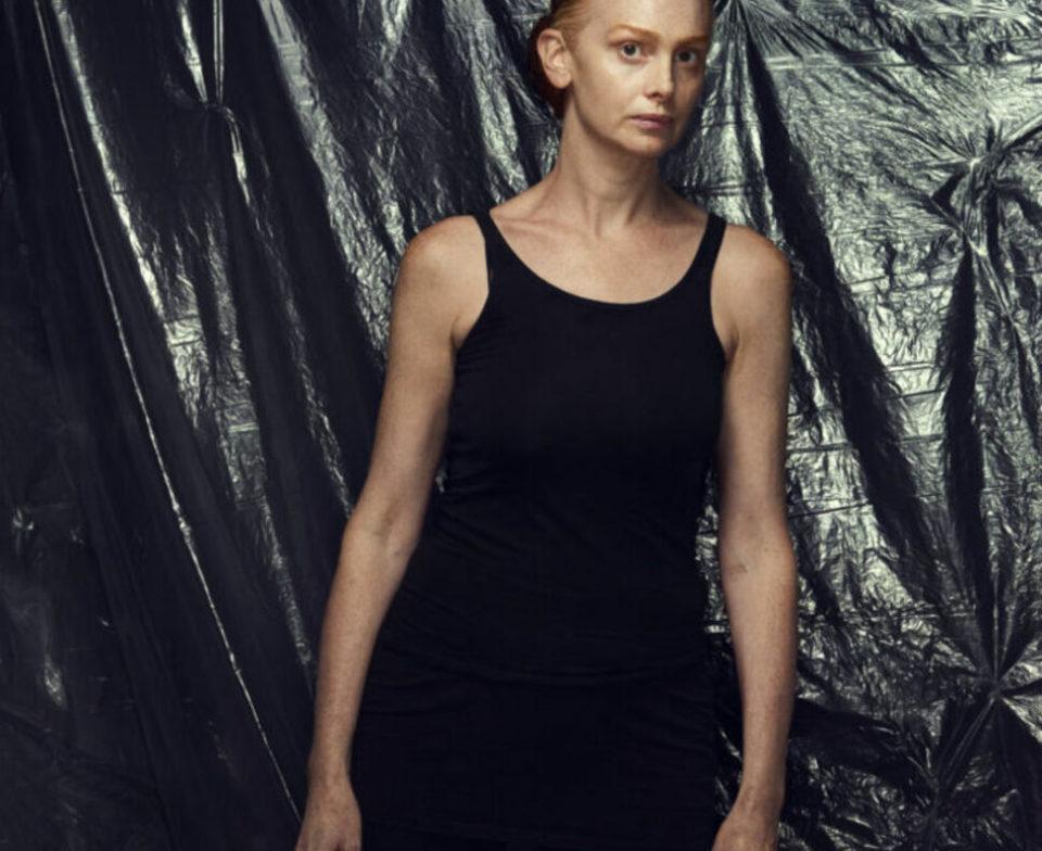 Portrait of Alice Anderson © Manuel Braun