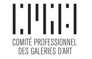 Logo Comité Professionnel des Galeries d'Art