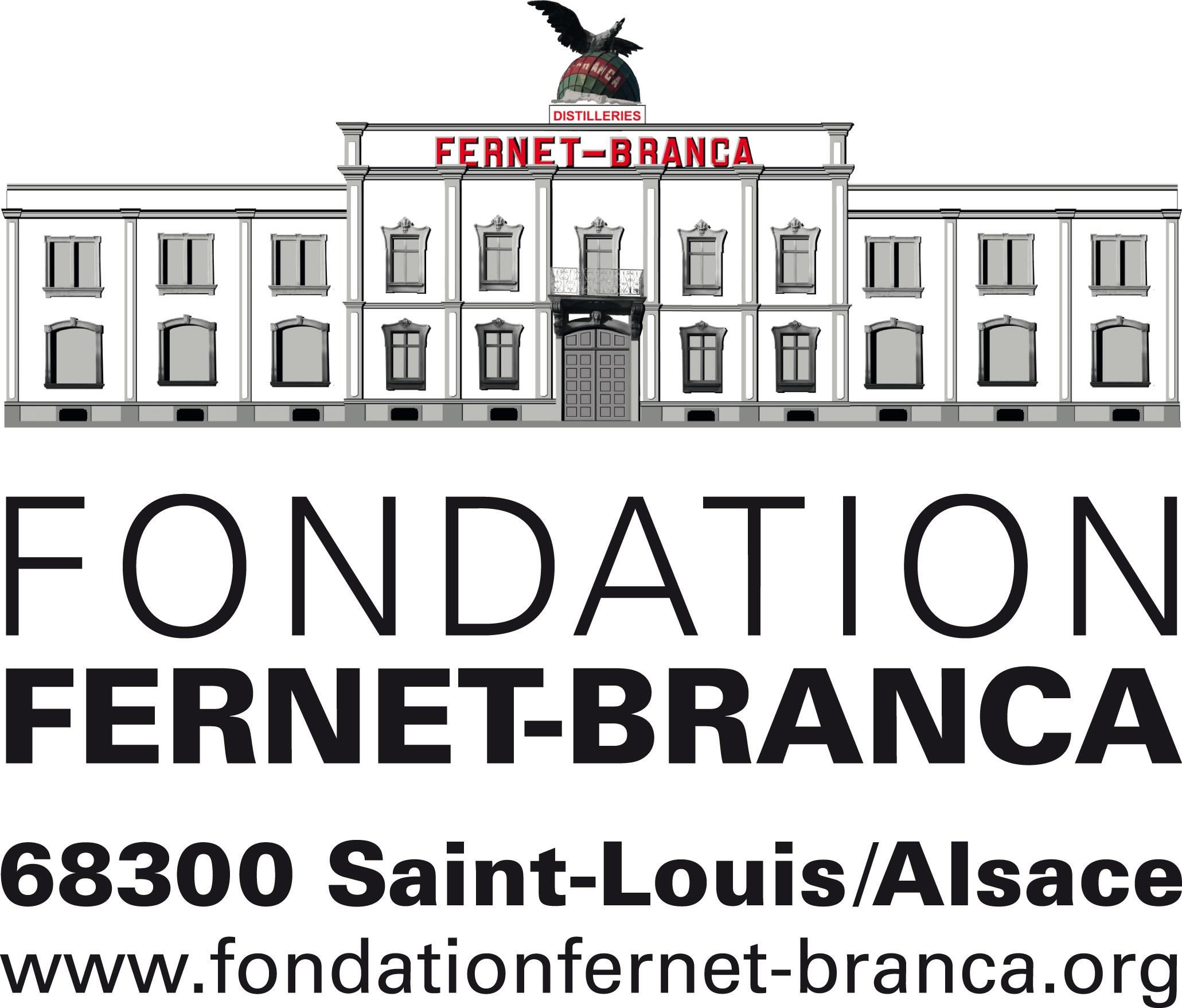 Logo FONDATION FERNET-BRANCA à Saint-Louis (Alsace) / 2017