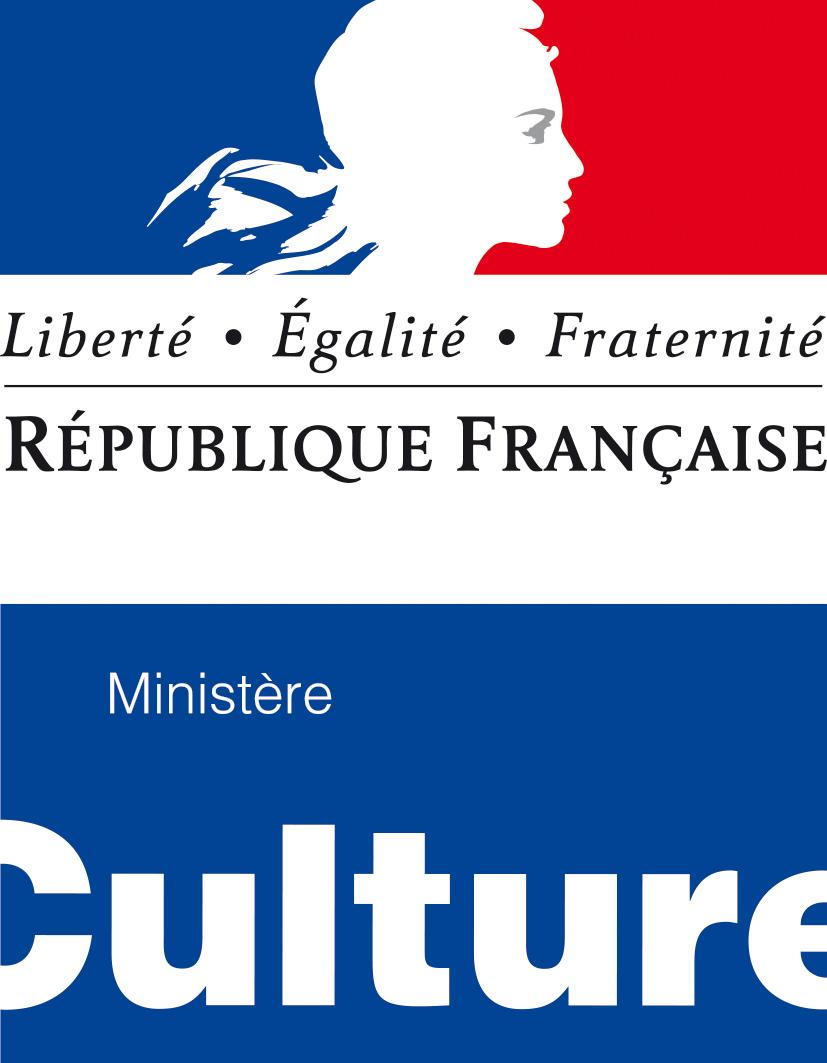 Logo Ministère de la Culture