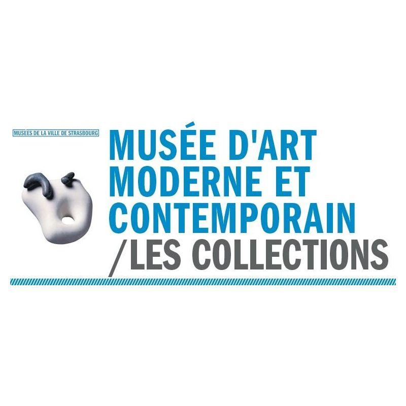 Logo MUSÉE D'ART MODERNE ET CONTEMPORAIN DE STRASBOURG EN PARTENARIAT AVEC LE FRAC ALSACE / 2010