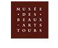 Logo MUSÉE DES BEAUX ARTS DE TOURS / 2012