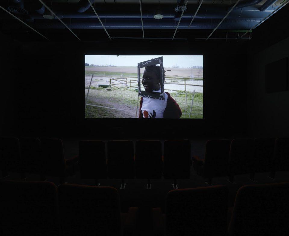 Vue d'exposition Prix Marcel Duchamp 2019 - Eric Baudelaire