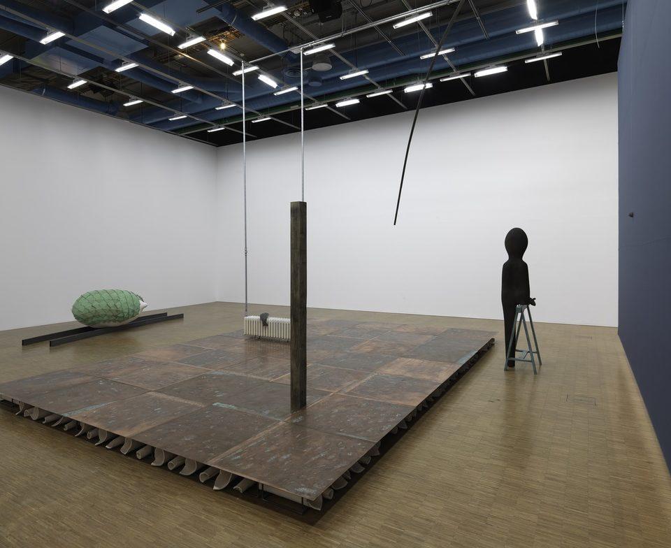 Vue d'exposition Prix Marcel Duchamp 2019 - Katinka Bock