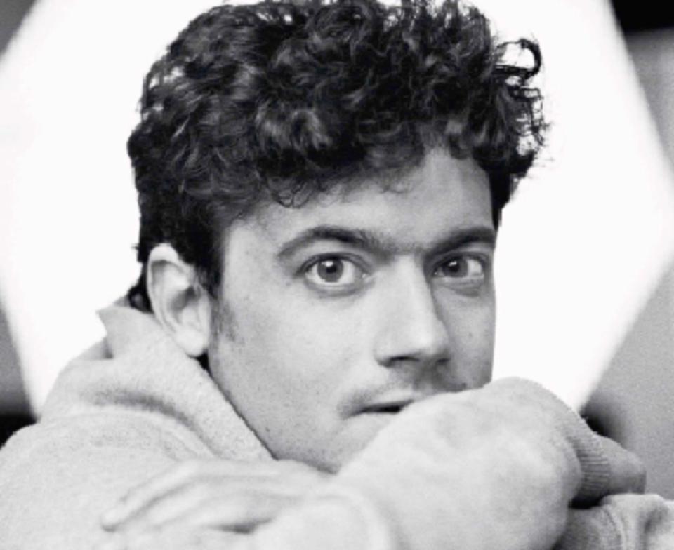 Portrait de Clément Cogitore