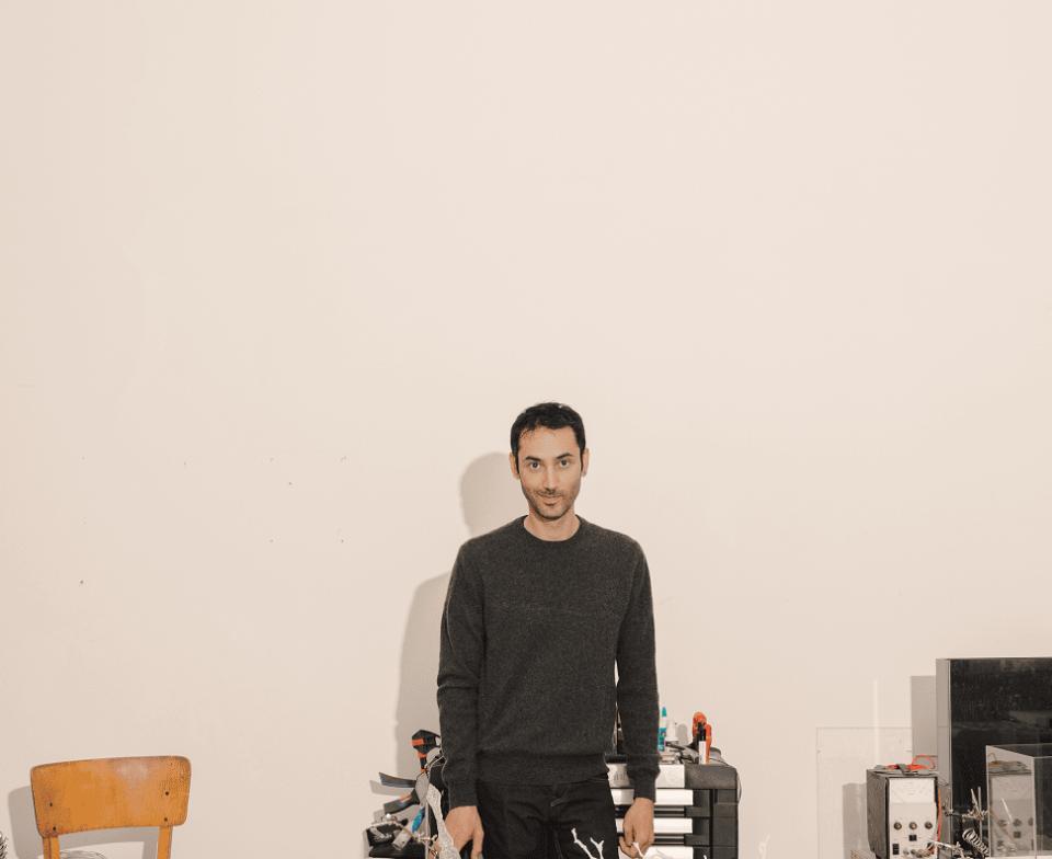 Portrait d'Hicham Berrada ©TETARD