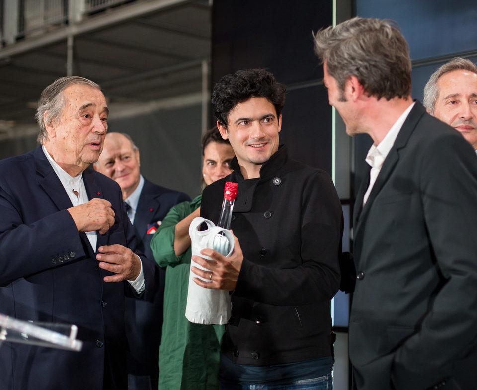 Soirée Prix Marcel Duchamp 2018 - Crédit photo : Cécile Muzard