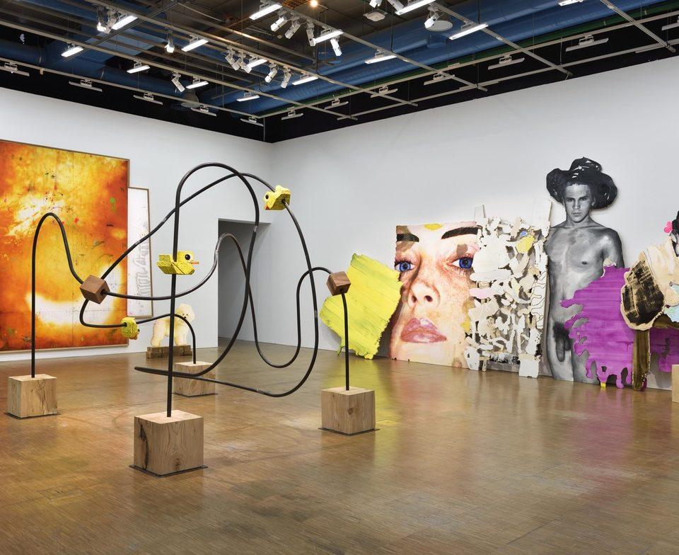 Vue d'exposition Prix Marcel Duchamp 2019 - Tursic & Mille