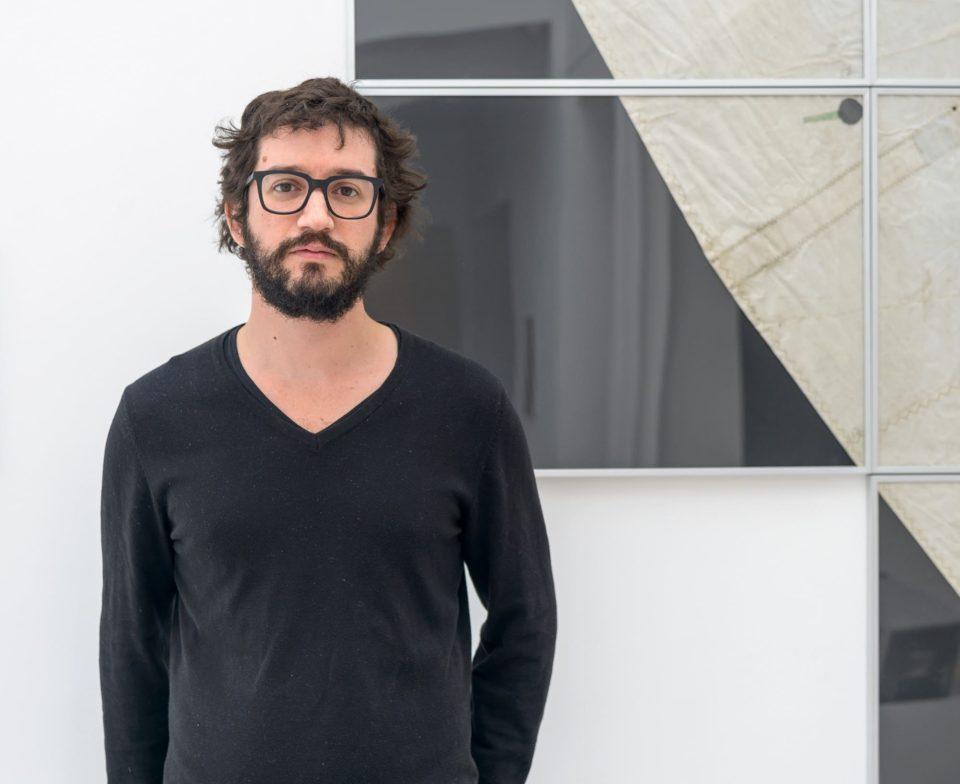 Portrait d'Enrique Ramirez - Courtesy l'artiste et la galerie Michel Rein