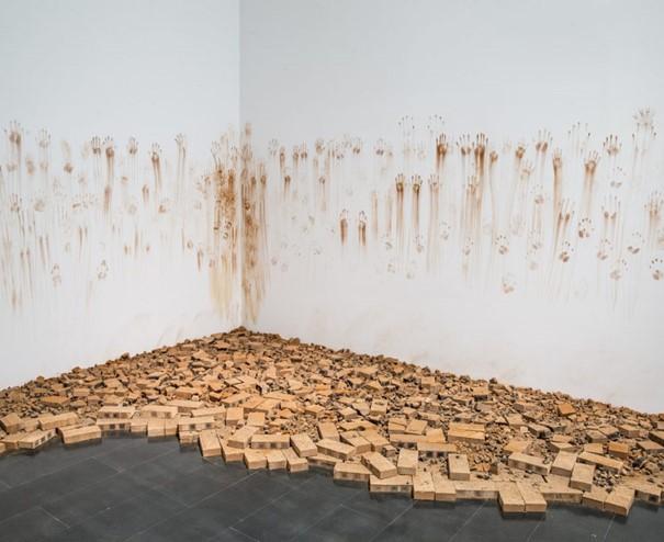 Marcel Duchamp Prize exhibition view - Tsinghua University Museum