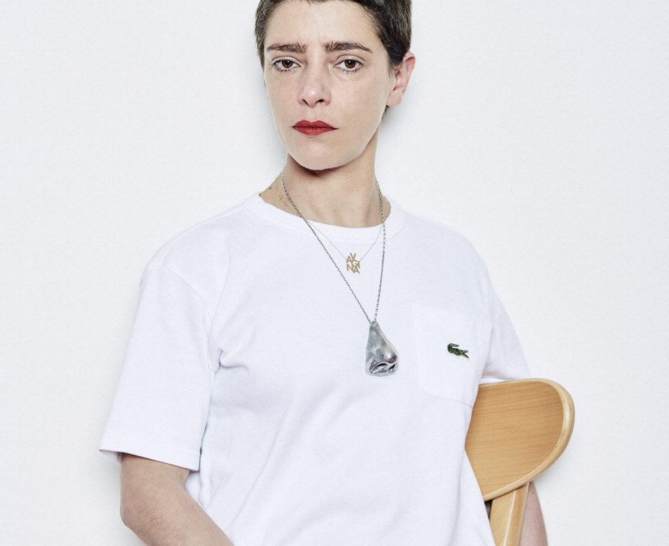 Lili Reynaud-Dewar, portrait ® Jae-An Lee