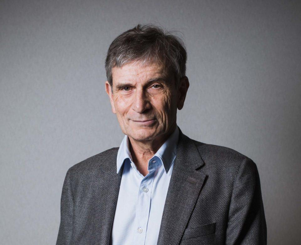 Claude Bonnin, nouveau Président de l'ADIAF © ADIAF, photo : Cécile Muzard