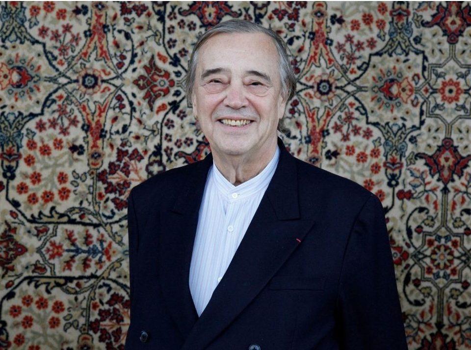 Gilles Fuchs, président d'honneur et Fondateur de l'ADIAF © ADIAF