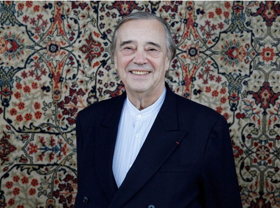 Gilles Fuchs, honorary President of ADIAF and Founder of the Marcel Duchamp Prize