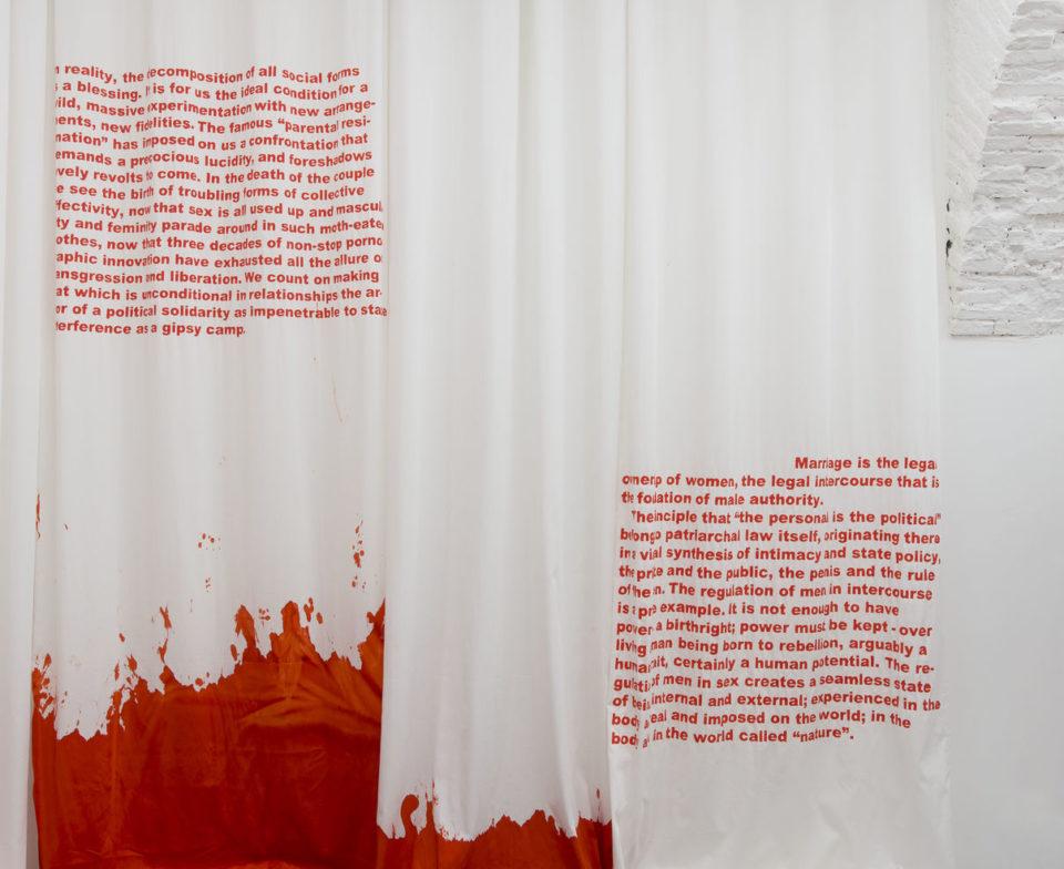 Lili Reynaud-Dewar, My Epidemic (Small Bad Blood Opera), 2015